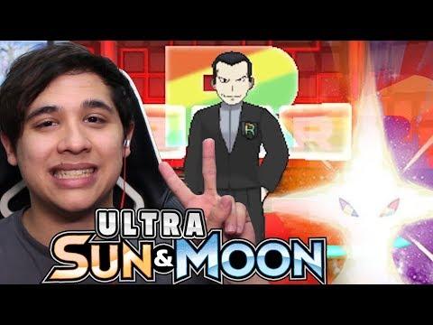 The Munch is BACK! Pokémon ULTRA SUN AND MOON Final Update!