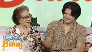 Magandang Buhay: Momshie Eva talks about the good deeds of her son