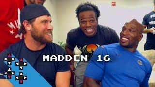 Titus O'Neil vs. Curtis Axel (Madden 16 Tournament Round 2) — Gamer Gauntlet