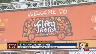50 West's Bobby Slattery talks 50 Fest at WCPO