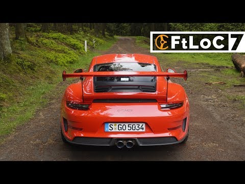 What's It Like To Spend A Day In The Porsche 911 GT3 RS? - FtLoC Episode 7 - Carfection