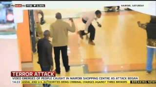 Nairobi Mall Shooting: More Chaos Shown from the Inside