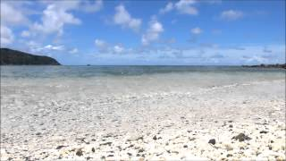 140822 relaxation15minutes波の音tranquil sea waters