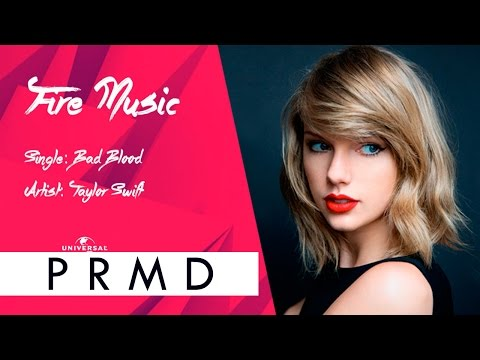 Taylor Swift - Bad Blood (Official Audio)