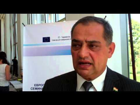 Зариф Ализода, Уполномоченный по правам человека в Таджикистане