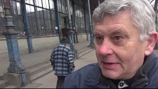 Járókelők Putyin budapesti látogatásáról
