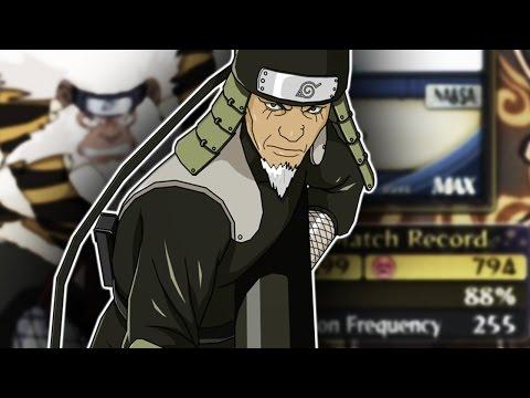 SH*T TALKING GONE WRONG! Third Hokage GAMEPLAY! ONLINE Ranked Match! Naruto Ultimate Ninja Storm 4