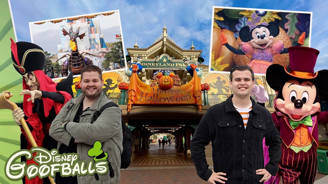 Download Halloween Time At Disneyland Paris 2021! 🎃 Cavalcades, New Meets, Delicious Food & More!