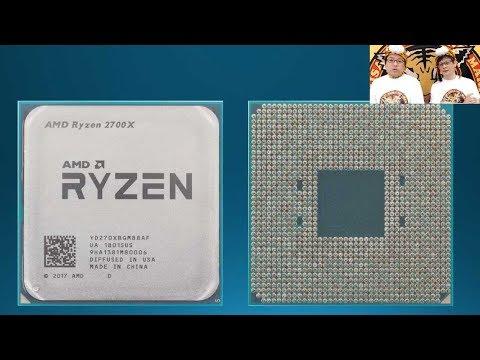 ジサトラKTU#56~Pinnacle RidgeことAMDの新CPU「第2世代Ryzen」の実力は?~