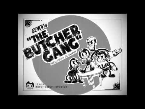 """BENDY in - THE BUTCHER GANG!"" - Fanmade BENDY Cartoon/Storyboard/Animatic"