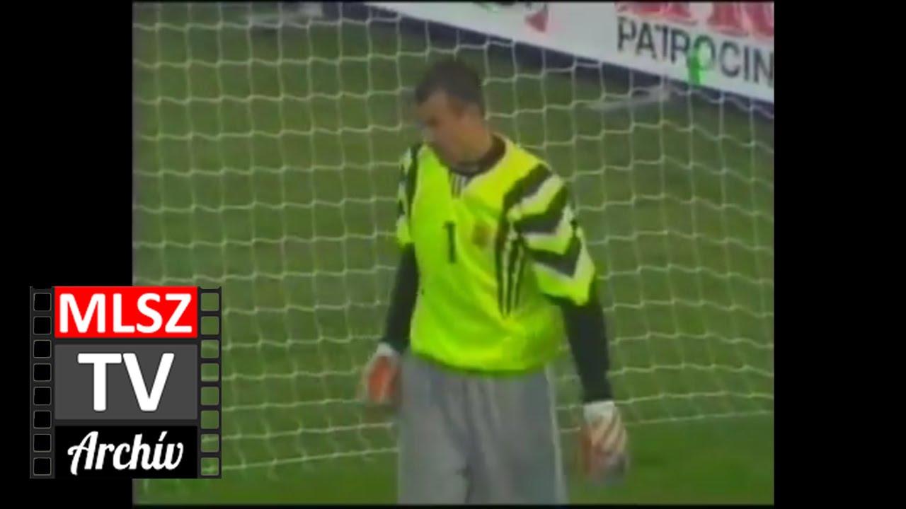 Portugália-Magyarország | 3-0 | 1999. 10. 09 | MLSZ TV Archív