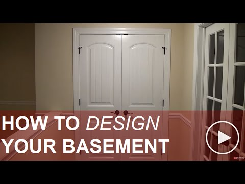 How to Design a Basement (around typical obstacles)