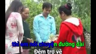 Karaoke Nói với người tình Duy Vũ Ý Hương