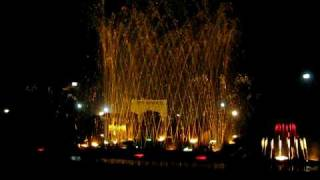 Dancing Water Show for Indian Patriotic Song