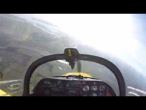 Spin recovery Slingsby T67 Firefly