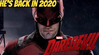Daredevil Is Back | Marvel's Defenders Disney Plus | New Marvel Series of 2021 |