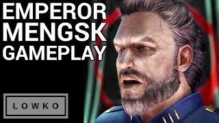 StarCraft 2 Co-op: EMPEROR MENGSK GAMEPLAY! (New Commander)