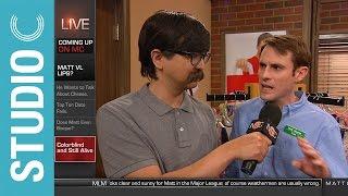 ESPN Matt Center, Part 1