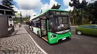 Nowe rejony - Bus Simulator 18 #2