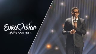 John Karayiannis - One Thing I Should Have Done (Cyprus) - LIVE at Eurovision 2015: Semi-Final 2