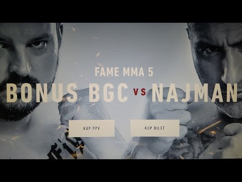Typuję walki Fame