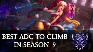 The Best ADC to Climb in Patch 9.8! - Guide, Tips and Common Mistakes