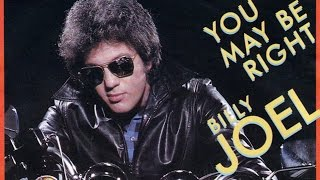 You May Be Right - Billy Joel - Lyrics/แปลไทย