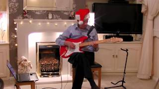 Jingle Bell Rock - Bobby Helms - Instrumental cover by Dave Monk