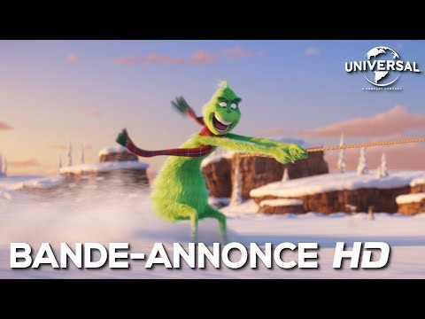 Le Grinch | Bande-Annonce 2 | VF (Universal Pictures) HD