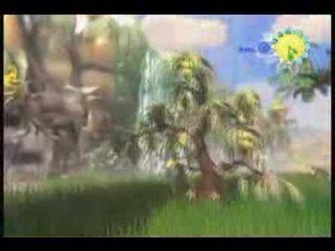 Viva Pinata My Garden Tour - YouTube