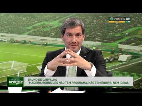As frases mais polémicas de Bruno de Carvalho, o presidente