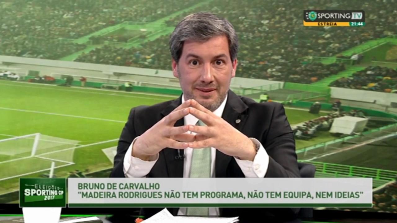 Bruno De Carvalho Imita Pedro Madeira Rodrigues