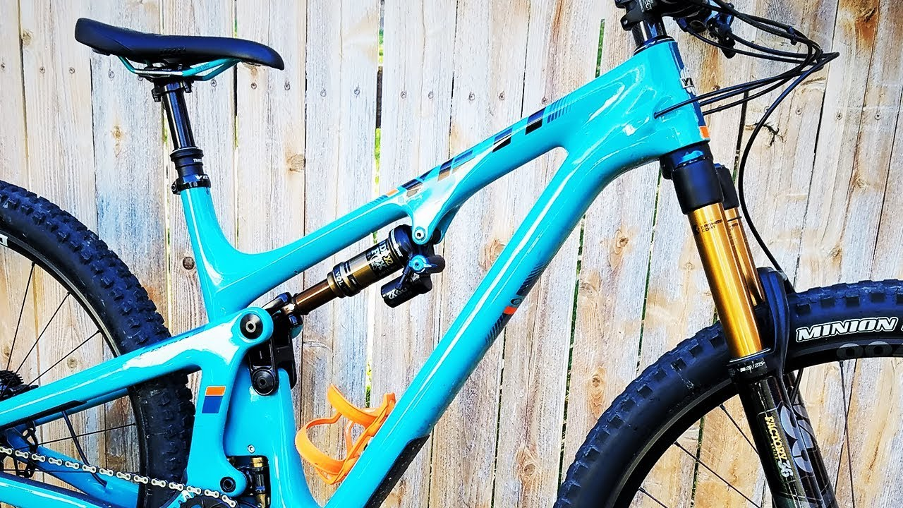 2019 Yeti Cycles Sb130 Test Ride Review Youtube
