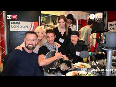 Morten Harket - Live Acoustic - You Are Safe With Me - BBC London Radio - 06-04-2014