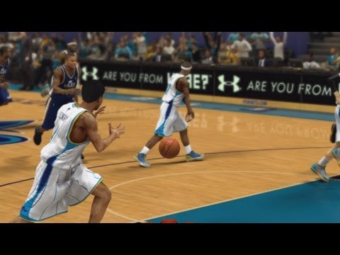 NBA 2K13 My Career - Signature Skills & Sim Vs. Default Game Style