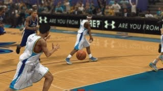 NBA 2K13 My Career - Signature Skills & Sim vs. Default Game Style