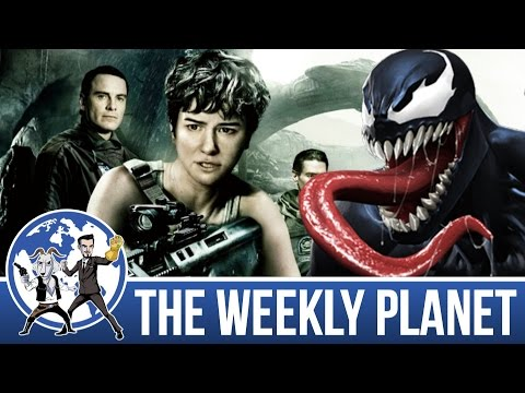 Alien: Covenant & The Venom Solo Movie - The Weekly Planet Podcast