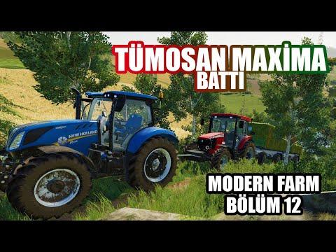 Transporting BIG LOADS with Chata Modding | Forestry on Kornau | Farming Simulator 19 | Episode 8