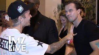 Justin Bieber Mocks His Pastor | TMZ Live