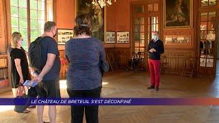 Yvelines | Le château de Breteuil s'est déconfiné