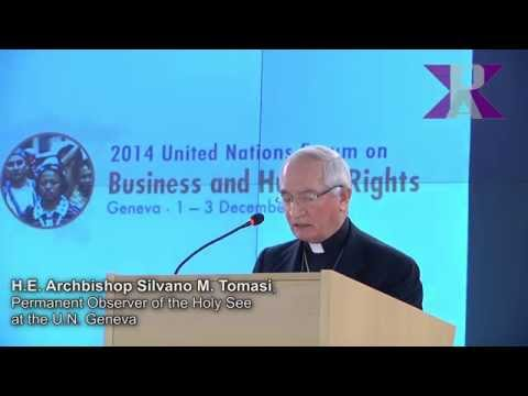 OHCHR Business and Human Rights Forum at U.N. Geneva Report