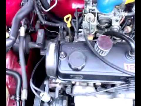 Toyota Corolla 93 Xe 2 Youtube