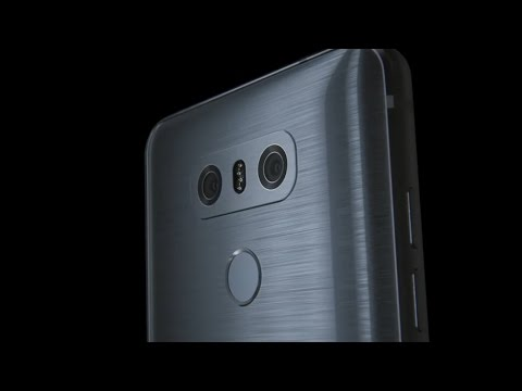 History of the LG G (2017)