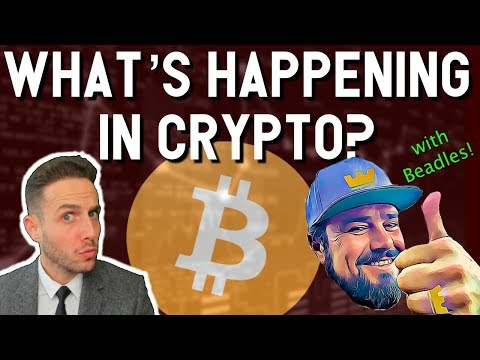 What's Happening With Bitcoin?? Live Crypto & Ledger Giveaways With Beadles