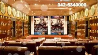 Cine Gold Cinema Bahria Town Lhr.