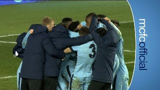 Manchester City: PENALTY SHOOT OUT DRAMA | City u19 1-1 Schalke 04 | UEFA Youth League Last 16