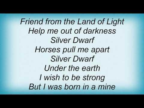 Solefald - Silver Dwarf Lyrics