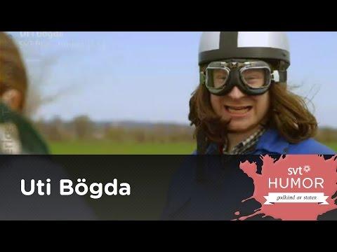 Uti Bögda - snart på SVT Play med Kass humor