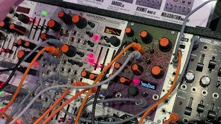 Industrial Music Electronics Bionic Lester MK3 at Superbooth 2019