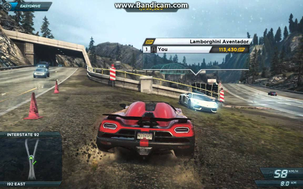 Mapa Need For Speed Most Wanted 2012 Need4speed Fans